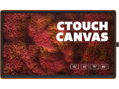 CTOUCH Canvas 86""