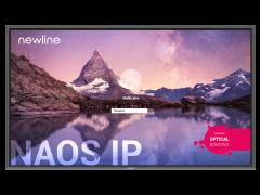 Newline NAOS IP 75 inch PCAP