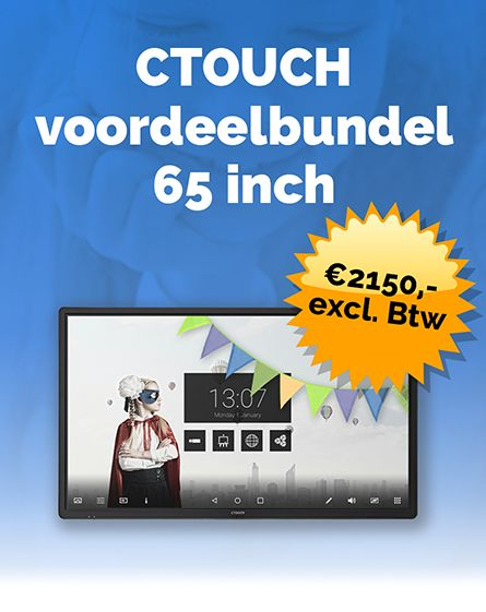 CTOUCH 65 inch