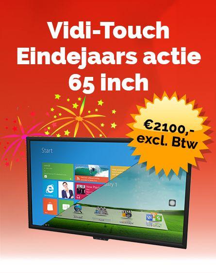 Vidi-Touch 65 inch
