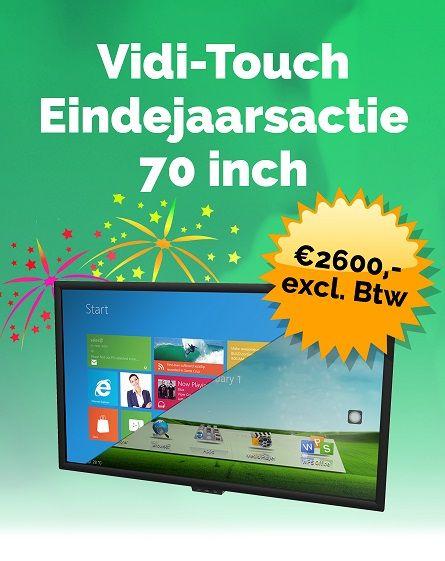 Vidi-Touch 70 inch